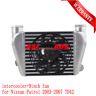 2003-07 76mm Intercooler For Nissan Patrol GU TDi TD42/4.2L bolt on cooler+fan