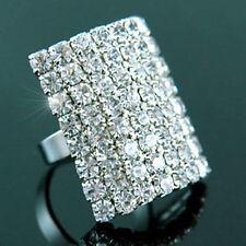 Queen Jumbo Ring use Swarovski Crystal SR045