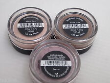 BARE ESCENTUALS * bareMinerals Eyeshadow Lot of 3 * Pure Joy Faux Fox Hero  NEW