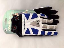 deBeer Women's Lacrosse Tempest Full Finger Gloves NEW Navy (XL) TEMGL-XL-RYL