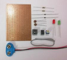 555 Timer LED Dimmer Circuit Kit..