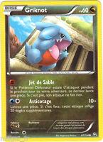 Pokemon  n° 87/124 - GRIKNOT - PV60