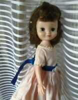 """Vintage 1950s American Character 8"""" Betsy McCall Doll in Orig Pink Dress"""