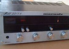 Marantz 2215B Vintage STEREO RECEIVER AM/FM 1970s works fine