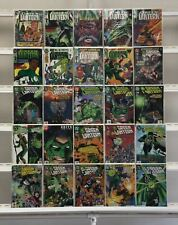 Green Lantern Dc 25 Lot Comic Book Comics Set Run Collection Box6