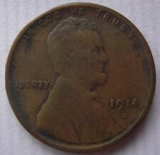1914D Lincoln Penny