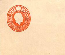 E201 c1918 Gb Kgv Stationery Fantastic Full Colour Off-Set Unused Envelope
