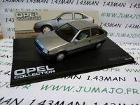 OPE54R voiture 1/43 IXO eagle moss OPEL collection : KADETT E 1984/1991