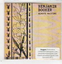 (GB392) Benjamin Booker, Always Waiting - 2014 DJ CD