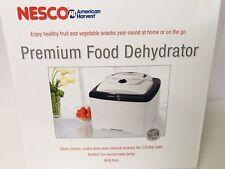 NESCO American Harvest Premium Food Dehydrator Square Fruit/Veggie/Jerky FD-80B3