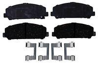 Disc Brake Pad Set-Ceramic Disc Brake Pad Front ACDelco Advantage 14D1286CH