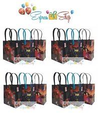 12x DISNEY BIG HERO 6 BAYMAX GOODIE BAGS PARTY FAVOR BAGS LOOT GIFT BAGS