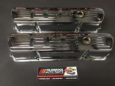 NEW HOLDEN 253 CHROME ROCKER COVERS SUIT HOLDEN MONARO TORANA HQ HJ LH WB
