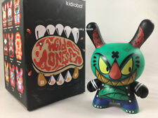 "KAIJU ~ Kidrobot The WILD ONES series DUNNY Vinyl 3"" Mini Figure"