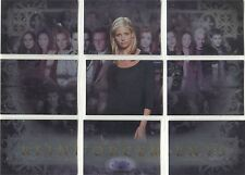 Buffy TVS Memories Complete Reinforcements Chase Card Set R1-9