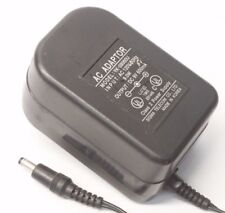 Sigma YK-09060U AC DC Power Supply Adapter Charger Output 9V 600mA