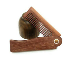 Wooden Comb Brush Hair Care Spa Massage Comb Anti-static Comb Beauty Tools GA