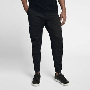 Nike Golf x Made in Italy Men's Black Cargo Golf Pants Men's 38 Waist AQ0681-010