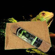 Reptile Coconut Pad Cushion Breathable Soft Natural Spider Habitat Pet Supplies