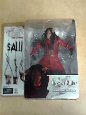"""NECA CULT CLASSIC HALL OF FAME SAW JIGSAW KILLER 7"""" ACTION FIGURE SEALED PACKAGE"""
