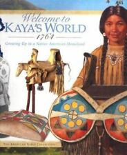 HCB DJ Welcome to Kaya's World 1764 Growing up in a Native American Homeland