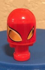 BONKAZONKS Marvel Universe #010 IRON SPIDERMAN Spinner Series 1 BONKA ZONKS