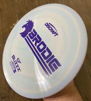 NEW Discraft Brodie Smith Swirly ESP Buzzz 177+ Darkhorse 🔥 BLUE/WHITE SWIRL 🔥