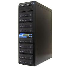 ProDuplicator 9 Burner Blu-ray BDXL MDisc CD DVD Drive Duplicator Writer Tower