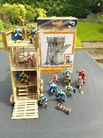 REVELL EPIXX 20019 KNIGHTS BELAGERUNGS SIEGE TOWER WITH 12 KNIGHTS / HORSES