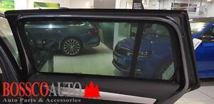 Magnetic Sun Shades Suitable for Skoda Octavia Combi (Wagon) 2012-2020