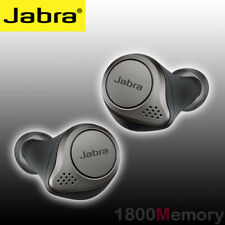 Jabra Elite 75T True Wireless In-Ear only Earbud Bluetooth Headphones - Titanium Black
