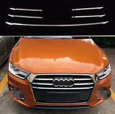 For Audi Q3 2016 New high quality ABS chrome Front Grille Trim
