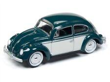 1/64 JOHNNY LIGHTNING MUSCLE CARS 1965 Volkswagen Beetle (Havana Cuba Car Series