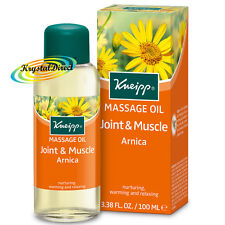Kneipp Massage Oil ARNICA Joint & Muscle 100ml