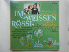 Schallplatte  ST33 Im wiessen Rössl,Ralf Benatzky,Peter Alexander,Erika Köth