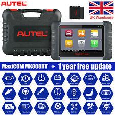 AUTEL MK808BT OBD2 Car Auto Diagnosis System Code Scanners Tool Than MK808 MX808