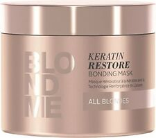 Schwarzkopf blond Me Keratin Restore Bonding Mask 200ml