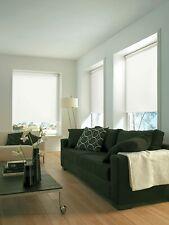 Gardinia Seitenzug-Rollo Lichtdurchlässig Uni weiß 52 x 180 cm B-Ware