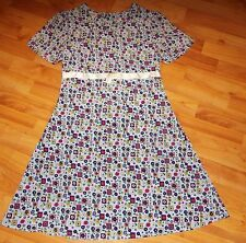 Vintage Floral Mod Dress by New Moves