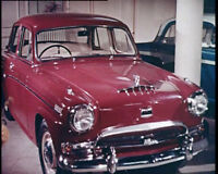 "AUSTIN A95 WESTMINSTER 1956 DVD ""Return Journey"", BMC"