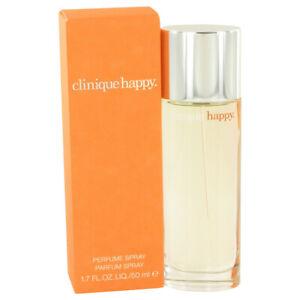 Clinique Happy EDP Spray 50ml Women's Perfume Genuine UnSealed Box