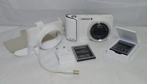 Samsung Galaxy Camera 17mp 21x Optical Zoom 4.8-in LCD - Special Edition - White