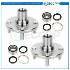 Pair  Left Or Right Side Front Wheel Hub Bearing Fits GEO PRIZM  CHEVROLET PRIZM
