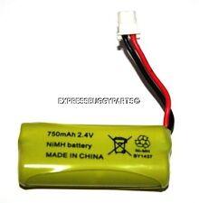 Motorola MBP20 Batería recargable de Monitor de bebé 2.4v 750mAh NiMH AAA