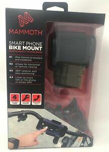 Mammoth Smart Phone Bike/Stroller/Treadmill Handlebar Mount BRAND NEW