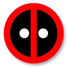 "Pin Button Badge Ø25mm 1"" Deadpool Marvel Comics"