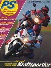 PS9105 + im Tuning-Spezial: BMW-Boxer von Fallert, HPN, Schek, Wüdo + PS 5/1991