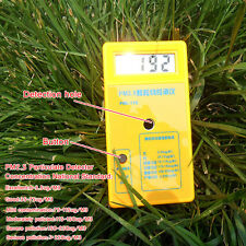PM2.5 Detector Air Analyzer PM2.5 dust haze Particle Monitor Dust Meter monitor