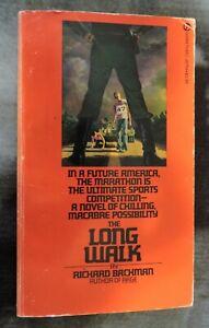 Richard Bachman - Stephen King - The Long Walk - First Edition - First Printing