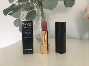 Chanel Rouge Allure Velvet Lip Colour, Lipstick, No 34, La Raffinee, Pink
